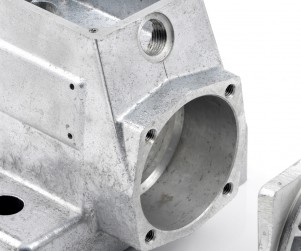 Foto de detalle de Aparato Vibración - Mecanizados Dorri