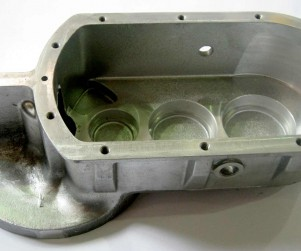 Foto de Caja Reductora Aluminio - Mecanizados Dorri