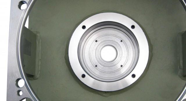 Foto de Carcasa Motor 1700DET2 - Mecanizados Dorri