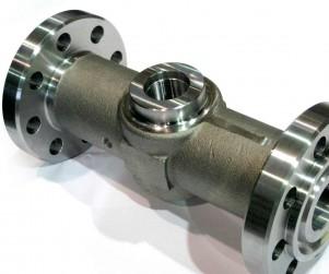 Imagen de una válvula de Mecanizados Dorri