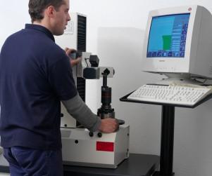 Maquinaria de Mecanizados Dorri