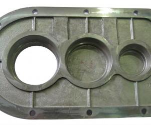 Foto de Tapa caja reductora - Mecanizados Dorri