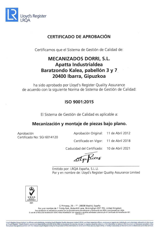 Certificado-Iso-Aprobación-2015
